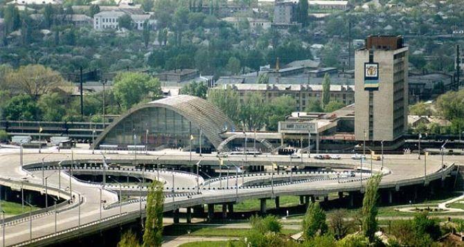 Возобновлено движение поездов до Луганска