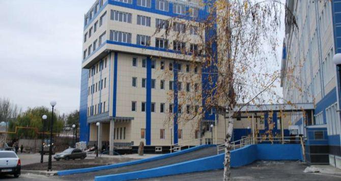 Астраханская клиническая больница на казачьем