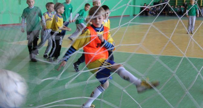 В Краснодоне прошел турнир по мини-футболу среди детей на Кубок гендиректора «Краснодонугля»