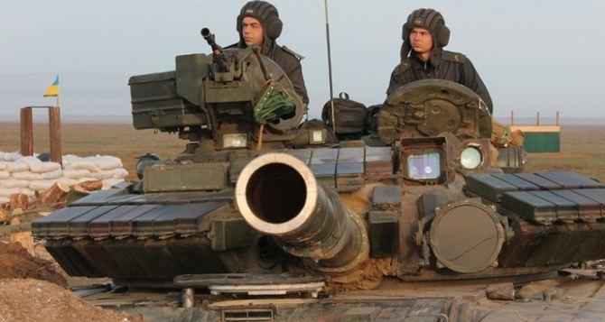 Украинские военные попали в окружение в районе Бахмутки