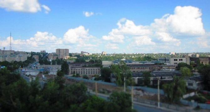 В Луганске возобновил работу еще один рынок
