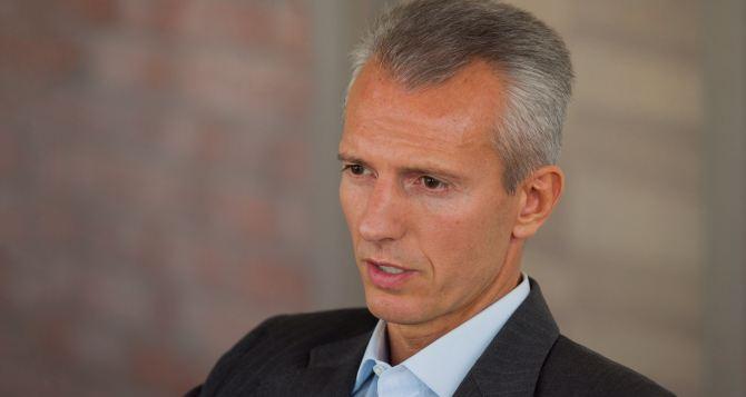 Валерий Хорошковский назвал приоритеты «Сильной Украины» в парламенте