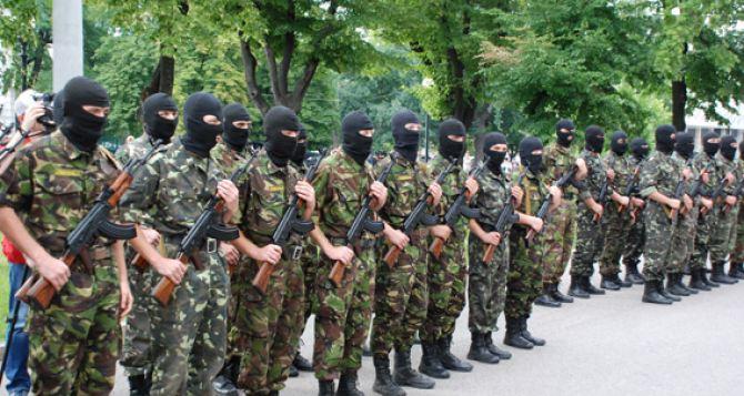 Аваков рассказал, почему расформировали батальон «Шахтерск»