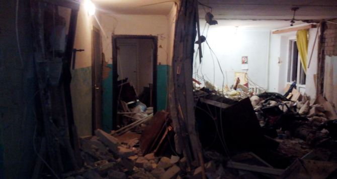 В Мелитополе прогремел взрыв в многоэтажке. Есть погибшие