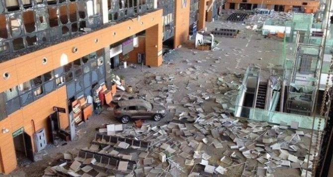 В Украине снимают фильм про «киборгов» из Донецкого аэропорта (видео)