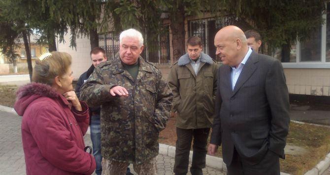 В Станично-Луганском районе спустя почти три месяца восстановили электроснабжение