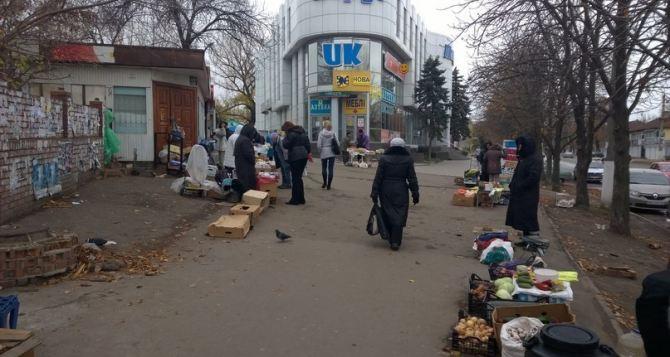 Свежие фото из Луганска: район ГородкаОР