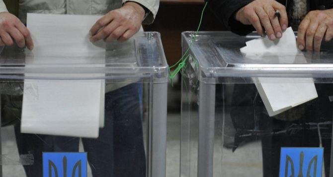 В Харьковской области лидируют бывшие «регионалы»