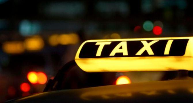 В Луганске возобновили работу службы такси