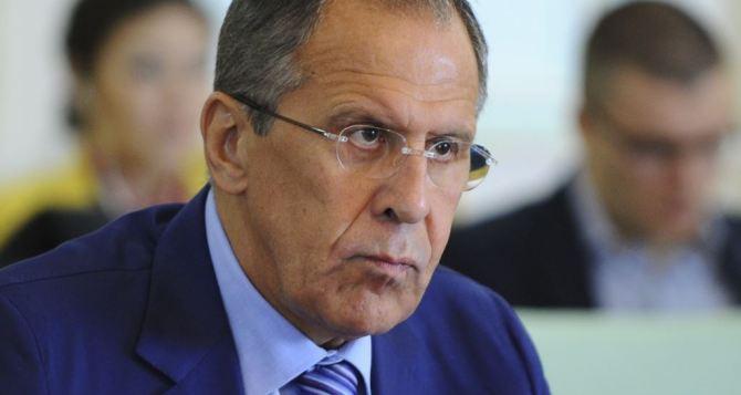 Россия признает результаты украинских выборов в Раду. — Лавров