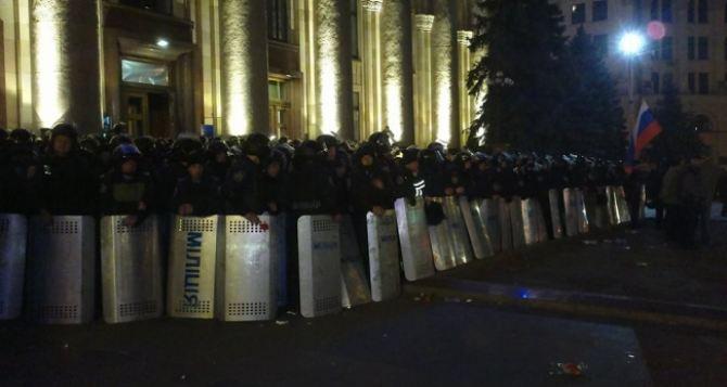 Обвиняемые в массовых беспорядках в Харькове освобождены под залог