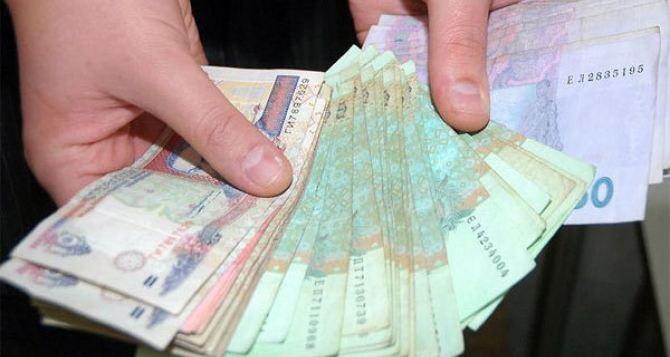 Укрпочта возобновила выплату пенсий в некоторых районах Донецкой и Луганской областей