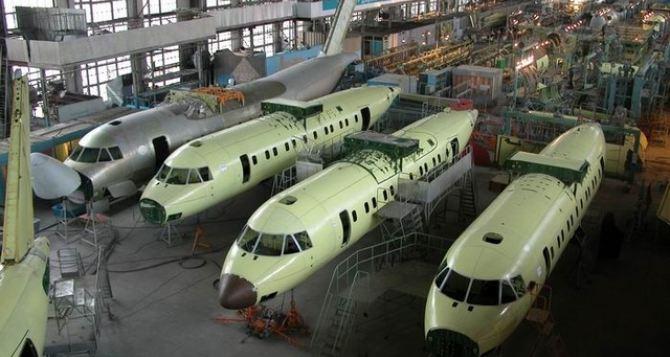 Харьковским авиастроителям выплатили задолженность по зарплате