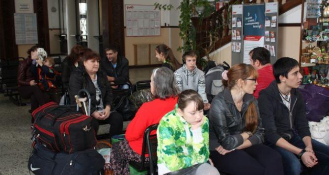 В Харькове с переселенцами из зоны АТО работают психологи