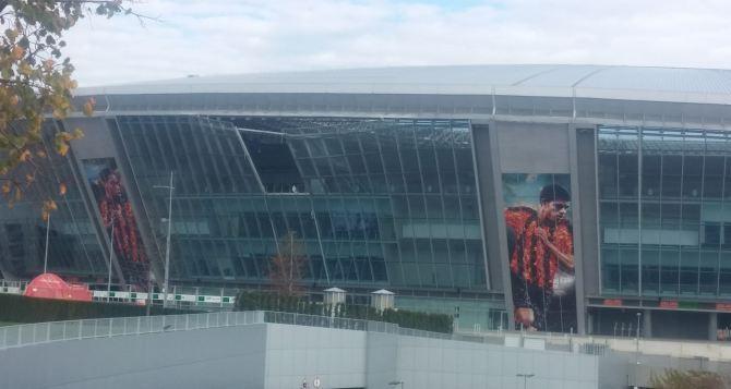 Когда восстановят пострадавший от обстрелов стадион «Донбасс-Арена» в Донецке?