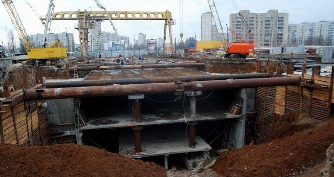 В Харькове возобновят строительство метрополитена