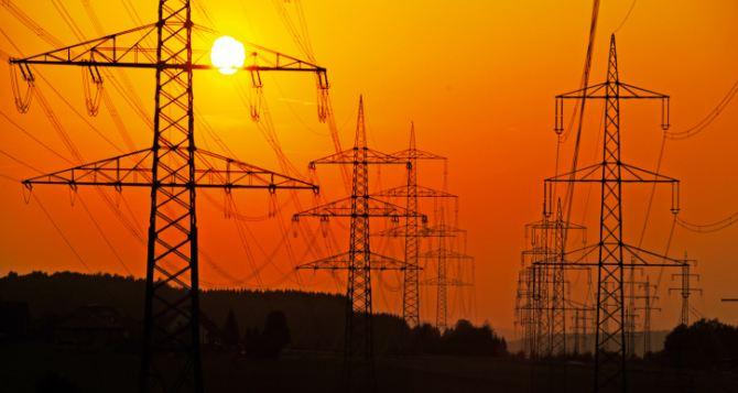 В самопровозглашенной ЛНР заявили о намерении перейти на электроснабжение из России