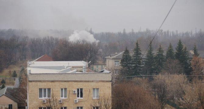 Боевые действия в Луганской области: как выглядит Славяносербск после обстрелов? (фото)