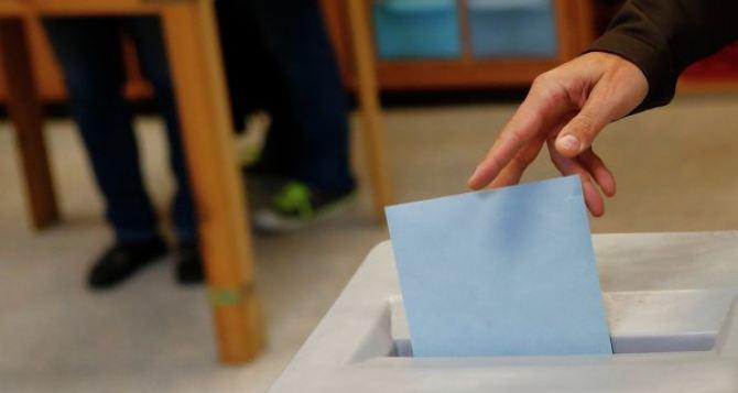 РФ считает выборы на Донбассе 2 ноября легитимными