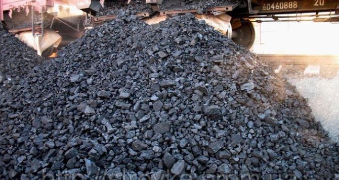 Украина планирует закупать уголь в зоне АТО