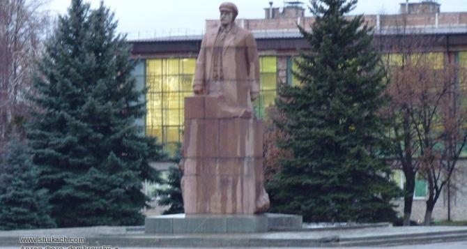 Судьбу памятника Ленину в  Харьковской области решат на общественных слушаниях