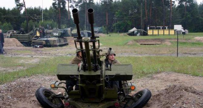В Харьков, Бердянск, Мариуполь и Днепропетровскую область направлены дополнительные части украинской армии