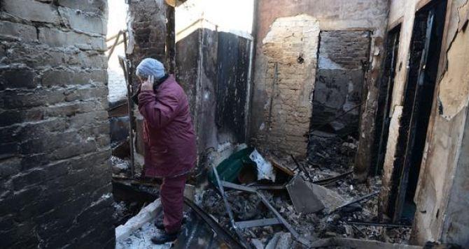 Обе стороны конфликта на Донбассе должны прекратить нападения на мирных жителей. —Amnesty International
