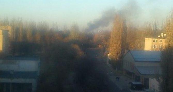 Боевые действия в Донецке. Есть новые разрушения (адреса)