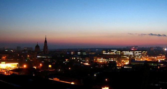 В Харькове ночью снова гремели взрывы