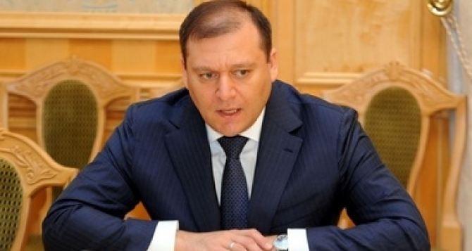 «Оппозиционный блок»— временная политическая сила. —Добкин