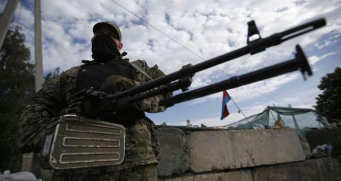 Самая большая военная активность наблюдается на Луганском направлении. —СНБО