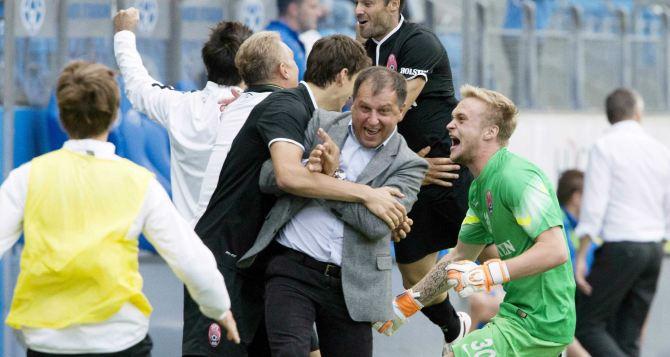 Каких результатов от луганской «Зари» ждет руководство клуба?