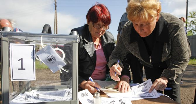 В самопровозглашенной ЛНР назвали условия для проведения референдума о присоединении к России