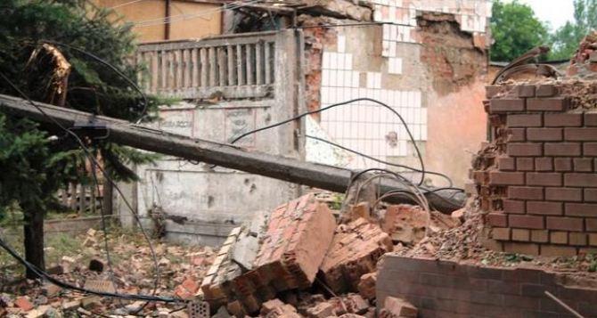 В Донецкой области после боевых действий восстановили 11 жилых домов