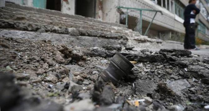 В Луганской области под обстрел «Града» попал чиновник