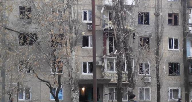Боевые действия в Донецкой области: последствия обстрела Авдеевки (фото)