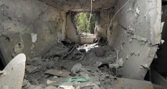 Владельцы жилья в зоне АТО, которое пострадало в результате боевых действий, смогут получить компенсацию. —СНБО