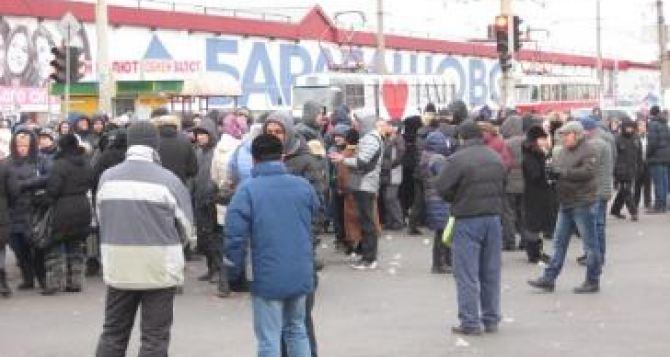 Харьковский губернатор обещает разобраться в проблемах «Барабашово»
