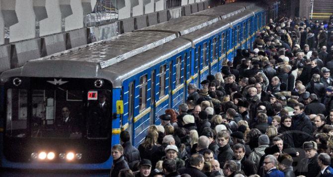 В Харькове усилили охрану метро