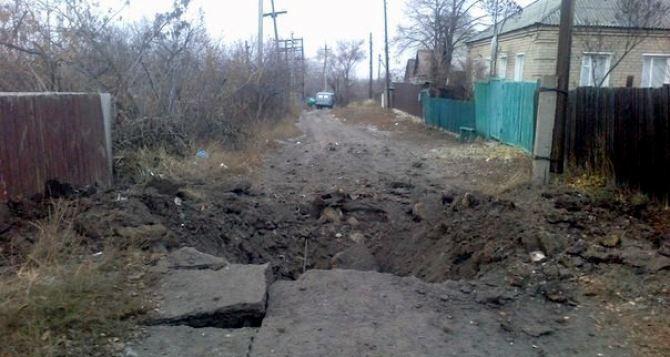 В зоне АТО под обстрел попала 71 позиция украинских военных