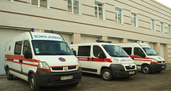 В Луганской области обстреляли село Кряковка. Погибли двое мирных жителей