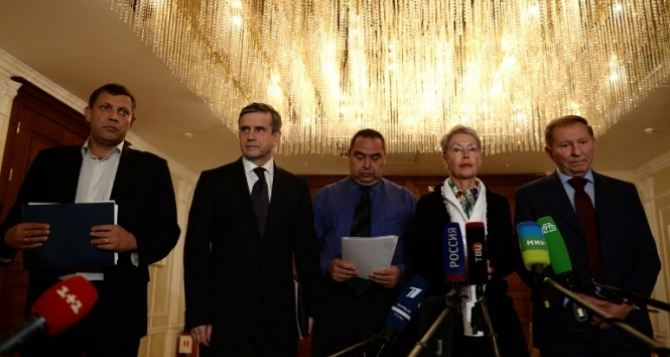 В самопровозглашенной ЛНР считают, что Киев хочет выйти из Минских договоренностей