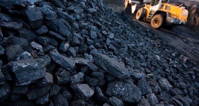 В Донецкой области шахта возобновила добычу угля