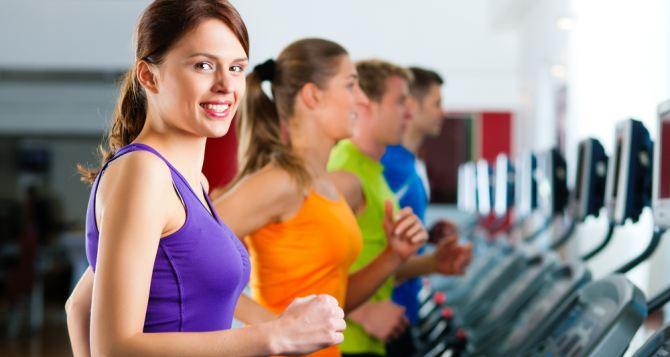 В Луганске открылся ряд фитнес-клубов и центров