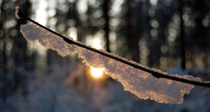 Синоптики предупреждают, что на смену рождественским морозам идет потепление