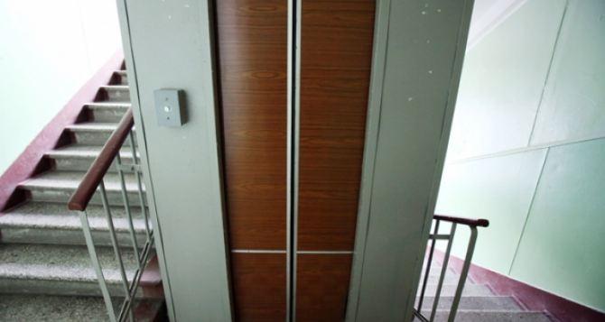 В Луганске работает 650 лифтов