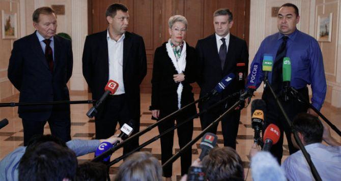 ОБСЕ пригласило глав ЛНР и ДНР на встречу контактной группы в Минске