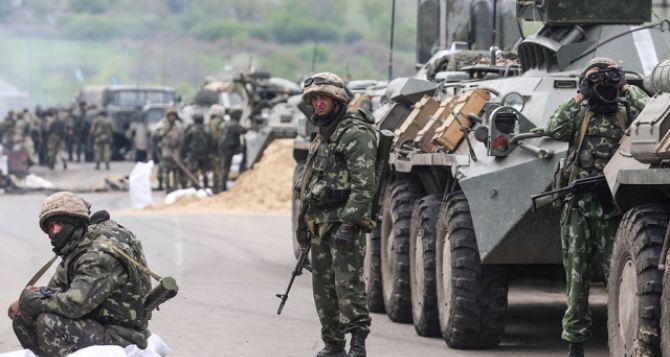 Профсоюзы Луганской области призвали к немедленному прекращению боевых действий на Донбассе