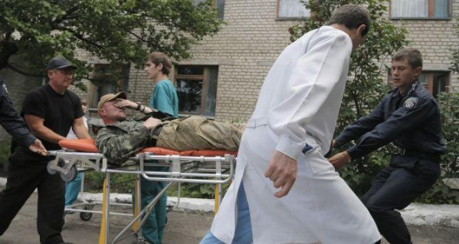 На Донбассе от 30 до 70% медработников покинули зону АТО или погибли. —ВОЗ