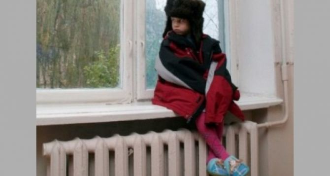 В Донецке из-за обстрелов без тепла остались больницы, жилые дома и детские сады